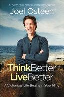 Think Better  Live Better