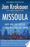 Missoula rape and the justice system in a college town /