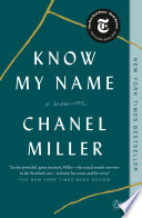 Know My Name Book PDF