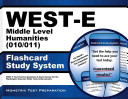 West e Middle Level Humanities  010 011  Flashcard Study System