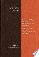 "Francisco de Vitorias ""De Indis"" in interdisziplinärer Perspektive"