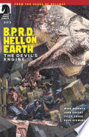 B P R D  Hell on Earth  The Devil s Engine  3