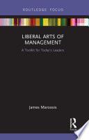 Liberal Arts of Management