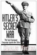 Hitler s Secret War