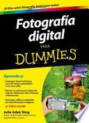Fotograf  a digital para dummies