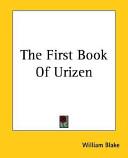 The First Book Of Urizen Sleep Ages Roll D Over Him