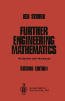 Reviews Further Engineering Mathematics