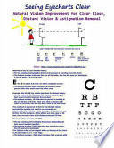 Seeing Eyecharts Clear - Natural Vision Improvement for Clear Close, Distant Vision & Astigmatism Removal