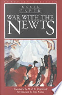 War With The Newts book