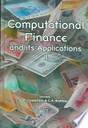Computational Finance and Its Applications II