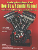 Harley-davidson Evo, Hop-up & Rebuild Manual