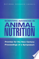 Scientific Advances in Animal Nutrition