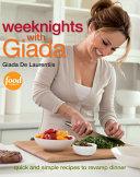 Weeknights with Giada Book