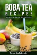 Book Boba Tea Recipes