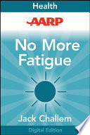 AARP No More Fatigue Book PDF