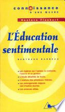 Gustave Flaubert   L   ducation sentimentale