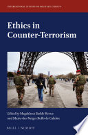 Ethics in Counter Terrorism