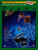 Alfred's Basic Piano Course Top Hits! Christmas, Bk 1b
