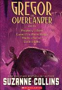 Gregor the Overlander Collection  Books 1 5