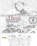 Musik Malbuch Fr Kinder Und Erwachsene