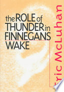 The Role Of Thunder In Finnegans Wake book