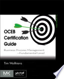 Oceb Certification Guide book