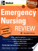 Emergency Nursing Review  2007 Ed