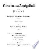 Literatur- und Anzeigeblatt für das Baufach