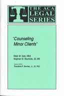 Book Counseling Minor Clients
