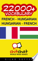 22000  French   Hungarian Hungarian   French Vocabulary