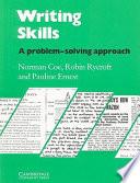 Writing Skills Student s Book