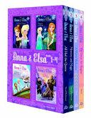 Anna & Elsa: Books 1-4 (Disney Frozen) : stars from disney frozen are...