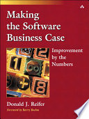 Making the Software Business Case