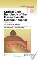 Critical Care Handbook of the Massachussetts General Hospital