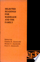Selected Readings for Marriage and the Family