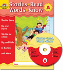 Stories to Read Words to Know