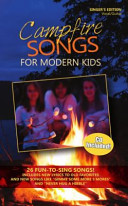Campfire Songs for Modern Kids Songbook and CD