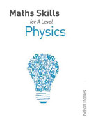 Maths Skills for Physics a Level