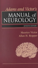 Adams And Victor S Manual Of Neurology