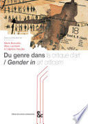 Du genre dans la critique d   art   Gender in art criticism