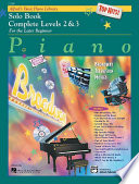 Alfred s Basic Piano Course  Top Hits  Solo Book Complete 2   3