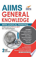 AIIMS General Knowledge with Logical Thinking with Monthly Current Affairs Update ebook   2nd Edition