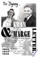 FRAN and MARGE LETTERS