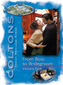 From Boss To Bridegroom Book PDF