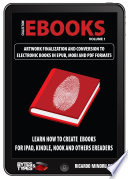 eBooks Collection   Artwork finalization and conversion to electronic books in ePub  Mobi and PDF