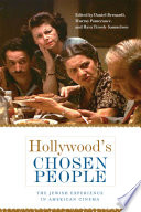 Hollywood s Chosen People