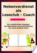Nebenverdienst als Leseclub Coach