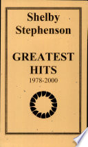 Greatest Hits  1978 2000