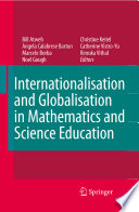 Internationalisation And Globalisation In Mathematics And Science Education book