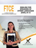 Ftce English for Speakers of Other Languages 2017  K 12 047